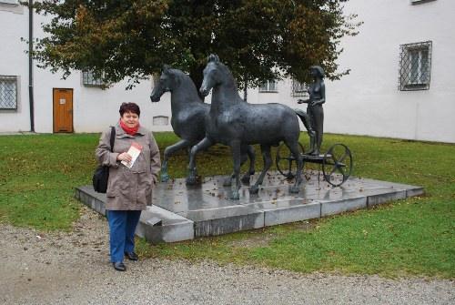 Pferdekutsche von Hans Wimmer