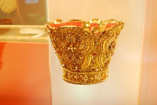 Brautkrone der Herzogin Hedwig 1475
