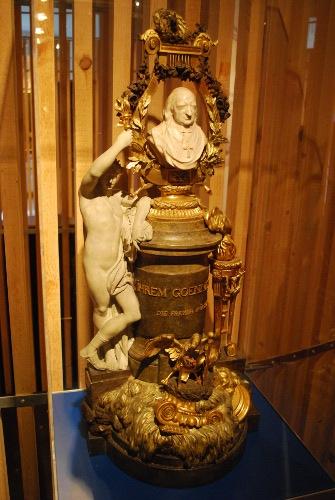 Miniaturdenkmal Fürstbischof Thomas Graf von Thun-Hohensteim, 1796