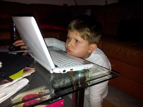 Lernspiel am Computer