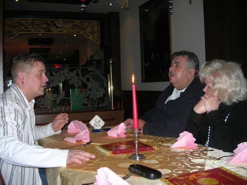 Oma Brigitte und Opa Edi