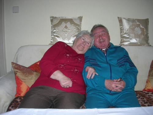 60 Jahre glücklich verheiratet